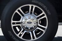 "20"" FORD F250 & F350 ""PLATINUM"" SUPERDUTY WHEELS/TIRES - NEW!!"