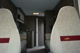 Elddis Majestic 275 PEUGEOT 2 BERTH 2 TRAVEL SEAT MOTORHOME