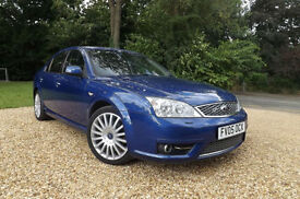2005 Ford Mondeo 2.2 TDCi 155 ST TDCi 6 SPEED TURBO DIESEL FSH CHEAP TAX 57 MPG