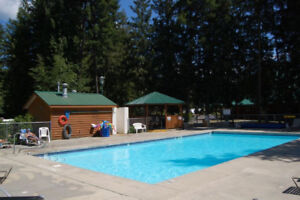 THANKSGIVING CAMPING SPECIAL IN THE SHUSWAP!