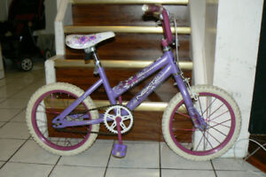 Cutiful Small Kids/Girls Bike --4 Years to 7 Years