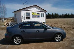 2009 MAZDA MAZDA3 AUTO LOADED 90 KM SEDAN