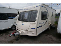 2010 BAILEY PAGEANT MONARCH LUXURY 2 BERTH CARAVAN - END WASH - MOVER