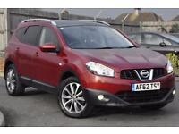 2013 Nissan Qashqai+2 1.6 dCi Tekna 4WD 5dr (start/stop)