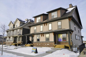 2 year-old,  3 bed room, 2.5 bath. Cochrane townhome