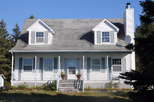 New Listing...Scotian Home with Huge Ocean Views near Chester