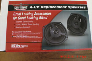 GOLDWING GL1800 Replacement Two Way Speakers (13-102) MADE BY SH