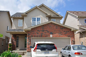 Luxury 3+1 Bdrm 4 Baths detached in sought after Stoney Creek