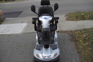 PEGASUS 4 wheel elderly , mobility scooter  one year waranty
