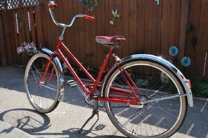 CCM 1960's Coaster Bicycle - Great Shape