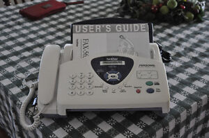 Brother Fax/Phone Machine