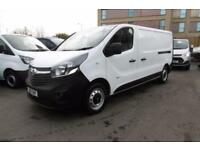 2015 VAUXHALL VIVARO 2900 L2H1 1.6 CDTI BI-TURBO LWB WITH AIR CONDITIONING AND F