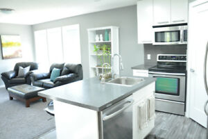 Fully Furnished, Clean Bright and Modern 2 bedroom Suite