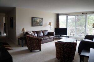 3 Bedroom Fully Furnished Condo For Rent in Halifax