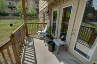 RARE AFFORDABLE CANMORE CONDO WITH MOUNTAIN VIEWS 2 Bed / 1 Bath