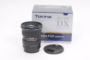 Tokina AT-X Pro 11-16mm f2.8 for nikon