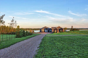 Lac Sante  Lakefront home, Year Round living