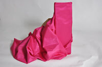 Taffeta fabric for prom or bridesmaid dress