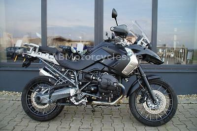 BMW R 1200 GS Triple Black ABS