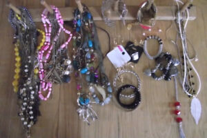 Variety of Necklaces, Bracelets and Jewelry $3 ea or 4 for $10