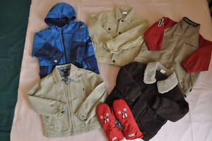 Jackets and shirts for a 4-year old boy London Ontario image 1