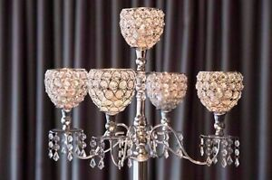 FOR HIRE - Wedding & Event Candelabras - Perth - $20 Each Gwelup Stirling Area Preview