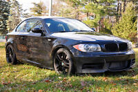 2008 BMW 1-Series M PACK Manuel