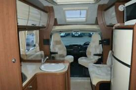 CI S-Line FIAT DUCATO 6 SPEED GEARBOX 4 BERTH 2 TRAVELLING SEATS MOTORHOME