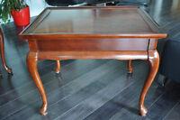 Table basse en excellente condition