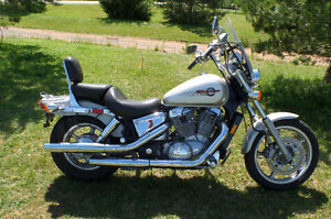 1997 honda shadow 1100cc sold sold sold