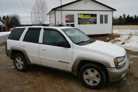 2002 Chevrolet Blazer LTZ  LOADED 4X4 SUV, Crossover