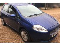 Fiat Grande Punto. GUARANTEED FINANCE payments between £16-£32PW
