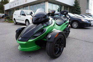 2012 Spyder RSS In Excellent condition SE5