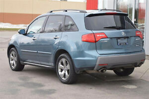 2007 Acura MDX Technology Pkg SUV_ONE OWNER_NO ACCIDENTS Kitchener / Waterloo Kitchener Area image 3