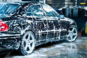 Car Wash and Detailing only $90!