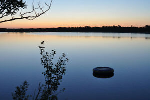 Serviced Lakeside Lots at Lucien Lake- Call Now!