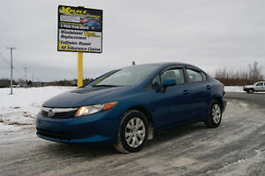 2012 Honda Civic LX-G AUTO LOADED Sedan