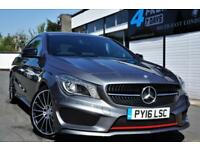 2016 MERCEDES CLA 2.0 CLA250 AMG 4DR COUPE 7G-DCT AUTOMATIC PETROL COUPE PETROL
