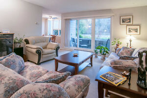 Riverfront Condo in Downtown Courtenay