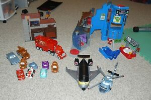cars movie toys