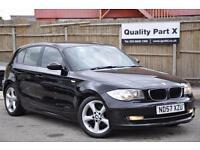 2007 BMW 1 Series 2.0 118d ES 5dr