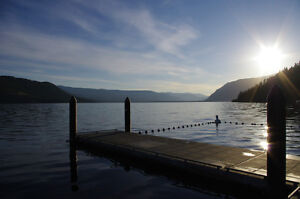 Further Reduced - Shuswap RV Lot for Sale