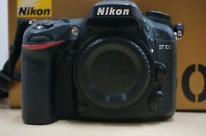 Nikon D7100 in mint condition
