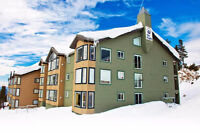 Big White Condo at village ski in and out  best location