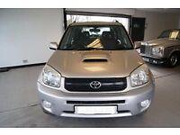 Urgently selling late Nov 54 - 2005 Toyota Rav 4 2.0 XT3 D-4D Diesel- Mot Nov 2016 Golden Beige