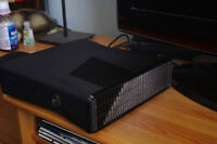 Xbox 360 (250gb) with 7 games