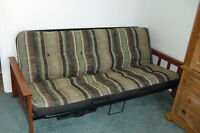 comfortable Futon couch