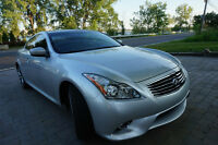 INFINITI G37XS COUPE 2011 TECH PKG 317$