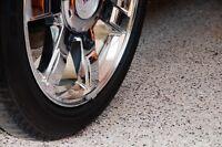 Epoxy Floor Coatings, Crack Repair & more!