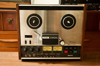 TEAC A-2300SD reel to reel